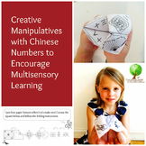 Creative Activity Pages for Teaching Chinese Culture and Numbers