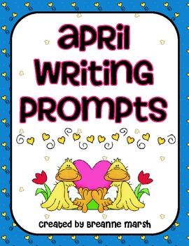 Creative April Writing Prompts
