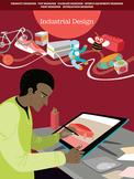Creative Art Careers Classroom Poster - Industrial Design
