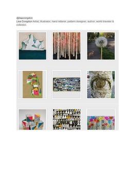 Creative/ Art related instagram feeds