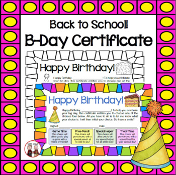 FREE Creative Birthday Card For Any Age