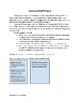 Creative Book Report Assignment Description