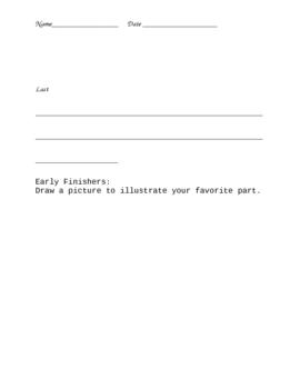 Creative Book Reports Unit