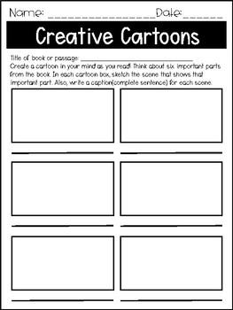 Creative Cartoons