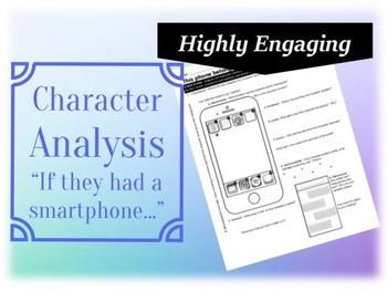 Creative Character Analysis