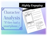 Creative Character Analysis