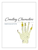 Creating Characters in Narrative Fiction - Examples and Activities
