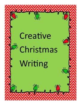 Creative Christmas Writing