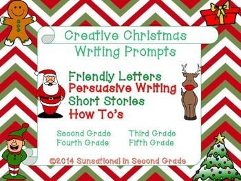 Creative Christmas Writing Prompts