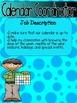 Creative Classroom Job Posters Plus Descriptions
