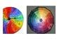 Creative Color Wheel Mandala