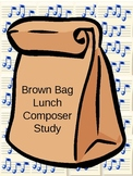 Creative Composer Study (Brown Bag Style)