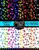 Creative Confetti Papers {Creative Clips Digital Clipart}