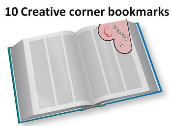 Creative Corner Bookmarks