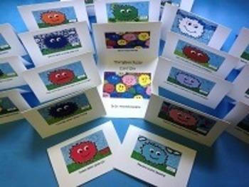 Creative Counselor Inspirational Cards