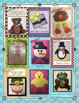 Creative Crafts for the Classroom!
