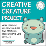 Creative Writing - Imaginary Creatures Project