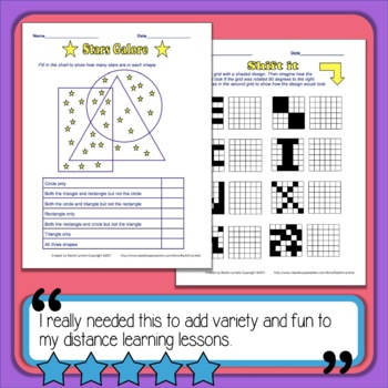 Creative & Critical Thinking Skills #2 More Fun Printables to get Them Thinking!