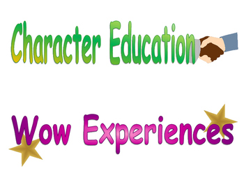 Creative Curriculum Board Signs