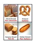 Creative Curriculum Bread Study Word Wall Cards
