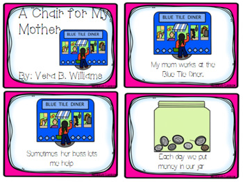 Creative Curriculum: Building Study: A Chair For My Mother Freebie