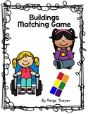 Creative Curriculum Buildings Matching Game