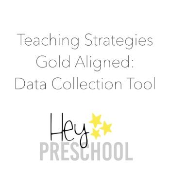 Creative Curriculum Data Collection Tool