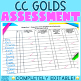 Creative Curriculum GOLD Pre-K   Preschool Assessment Checklist