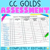 Creative Curriculum GOLD Pre-K | Preschool Assessment Checklist