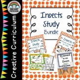 Creative Curriculum-Insects Study Bundle