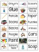 Creative Curriculum (Preschool) Word Wall Cards