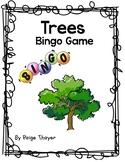 Creative Curriculum Trees Bingo