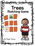 Creative Curriculum Trees Matching Game