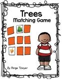 Creative Curriculum Trees Matching Game