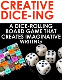 Creative Dice-ing: A Board Game for Creating Imaginative Writing