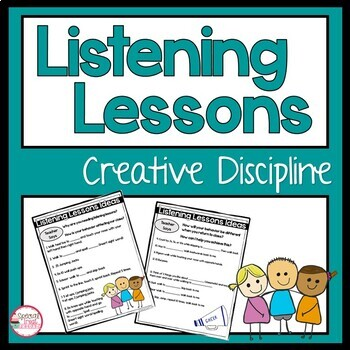 Creative Discipline Listening Lessons
