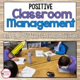 Positive Classroom Behavior Management for Social Emotiona