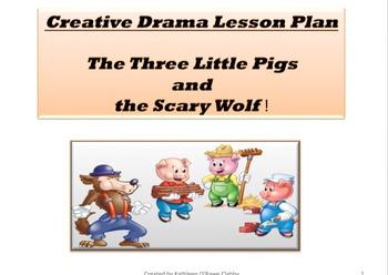 Creative Drama Bundle: Lesson Plan and Book of Drama Games