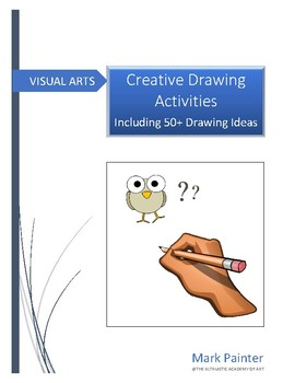 Creative Drawing Activities: 50+