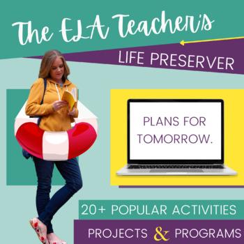 The English Teacher's Life Preserver: A Mega-Bundle