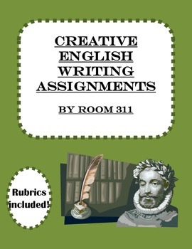 Creative English Writing Assignments