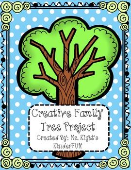 Creative Family Tree Project