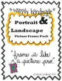 Creative Frames for Portraits & Landscapes