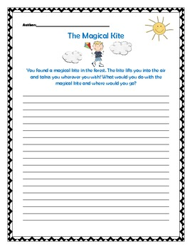 Creative & Fun Writing Prompts for Students!