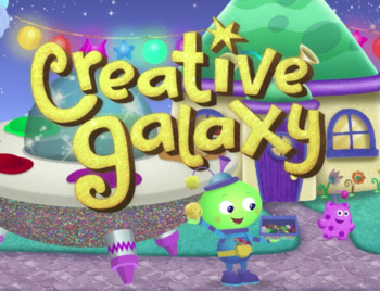 Creative Galaxy Season 1 Guide - Preschool Kindergarten Elementary Art Lessons