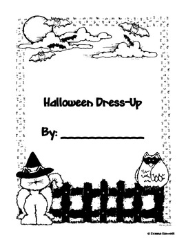 Creative Halloween Writing