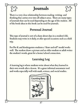Creative Ideas for Making Reading and Math Books (eBook Version)