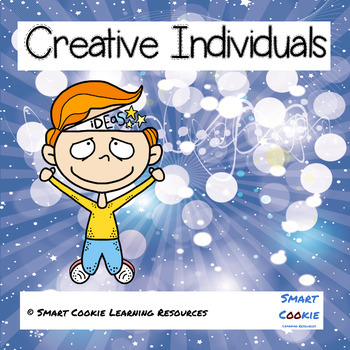 Creative Individuals-25 Characteristics