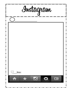 Creative Instagram Handout Templates