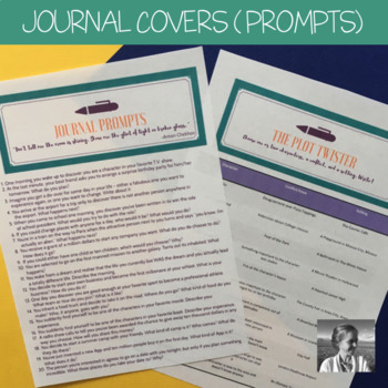 Journal Prompt Inserts: Set it and Forget It